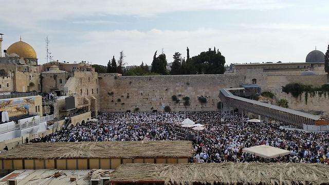Pejabat AS ke Israel: Tembok Barat adalah Bagian dari Tepi Barat