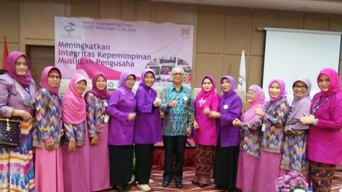 Alisa Khadijah ICMI Targetkan Akan Bentuk Pengurus di Seluruh Indonesia