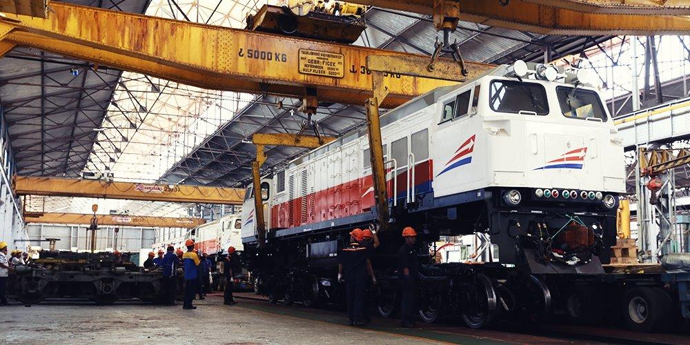 Kereta Api Indonesia Coba Rambah Pasar Sudan