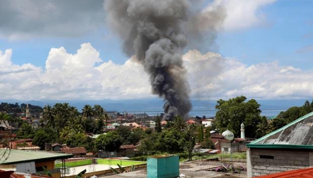 Tiga Warga Malaysia Tewas di Pertempuran Marawi