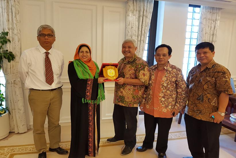 Universitas Sultan Qaboos Ingin Undang Para Peneliti Indonesia