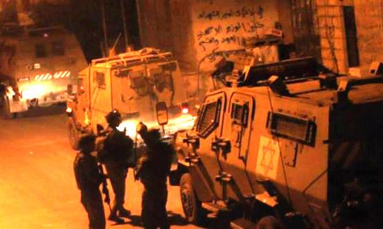 Israel Lakukan Operasi Penangkapan Warga Palestina
