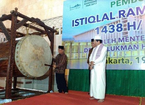 Istiqlal Ramadhan Fair 1438H/2017M