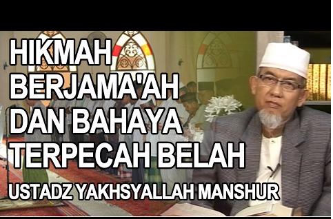 Imaam Yakhsyallah: Seluruh Elemen Bangsa Harus Jaga Persatuan