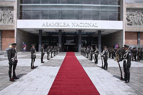 Parlemen Ekuador Tolak Kebijakan Imigrasi Trump