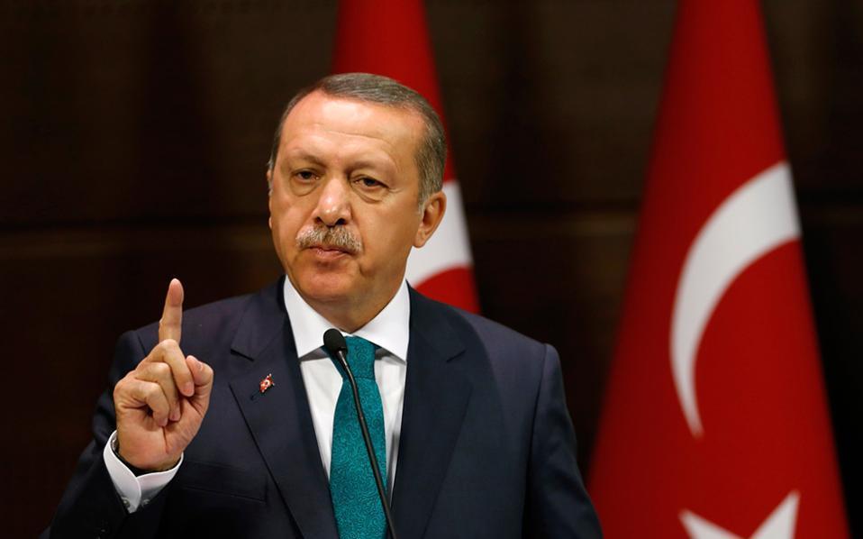 Erdogan Desak Arab Saudi Kedepankan Persaudaraan