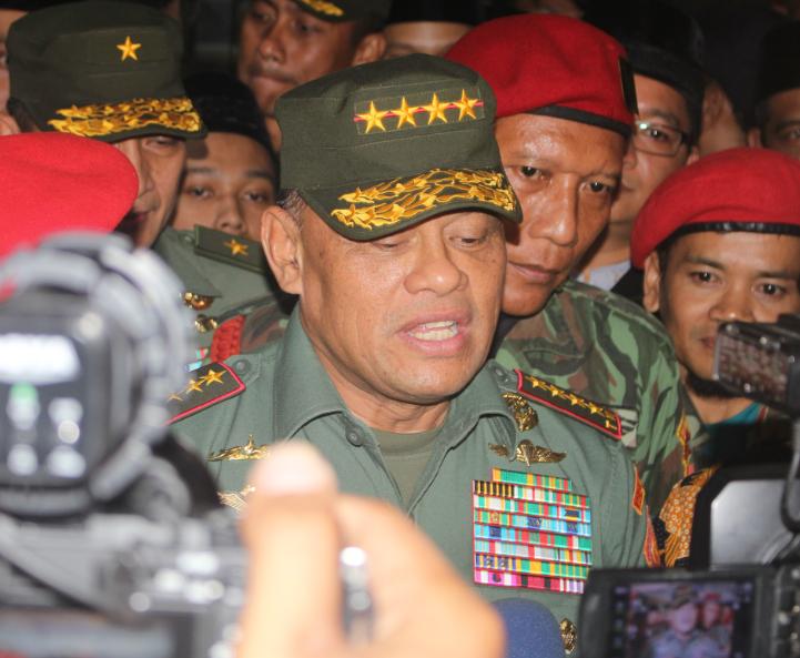 Panglima TNI: Jangan Gaduh Sikapi Isu 5.000 Senjata