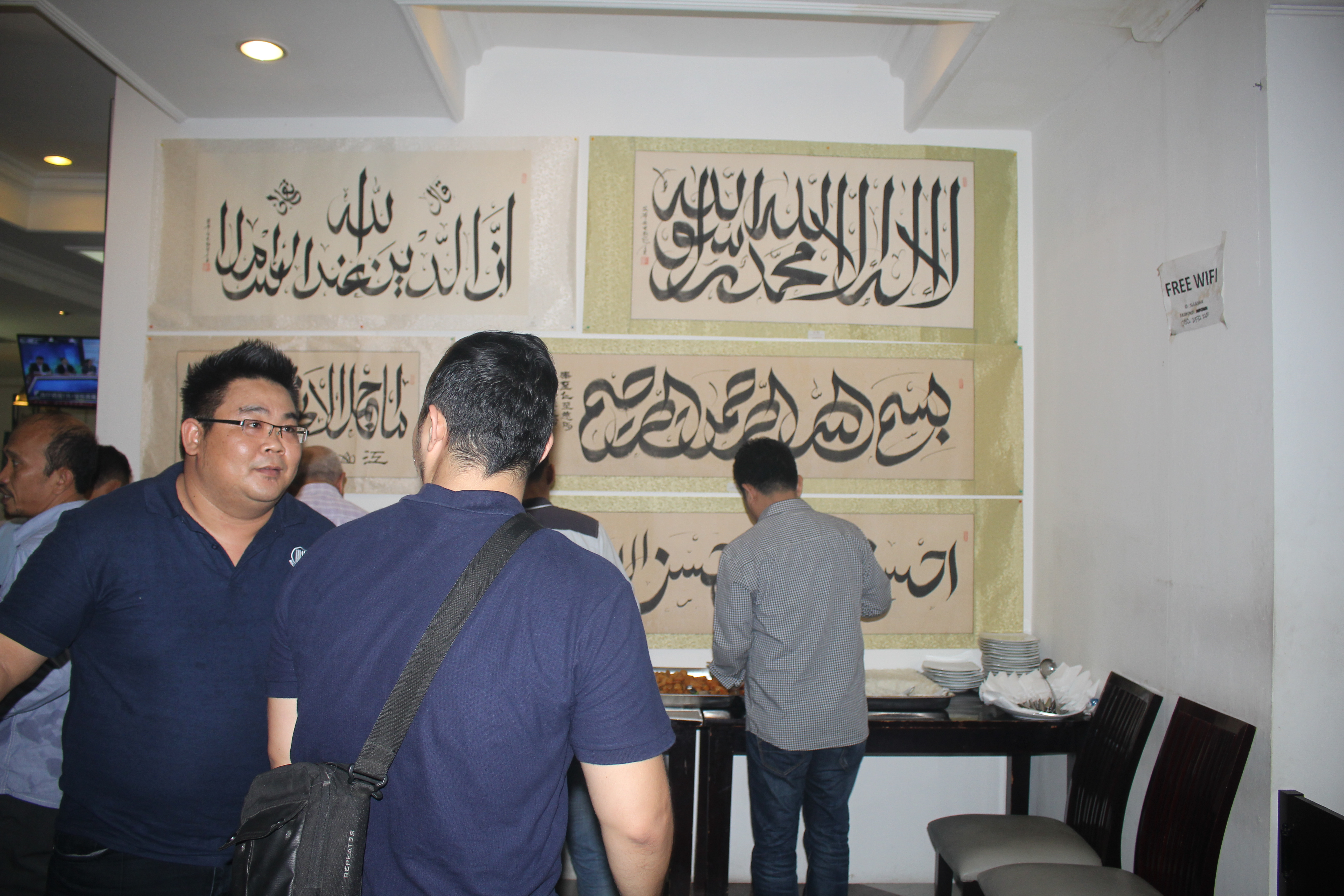 Sulaiman Resto Sajikan Kuliner Halal Khas Cina Muslim