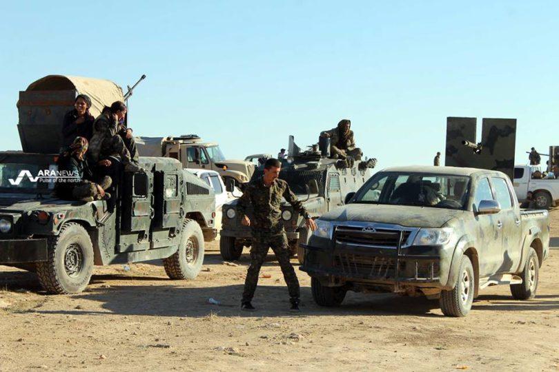 SDF Rebut Satu Lingkungan Lagi dari ISIS di Kota Raqqa