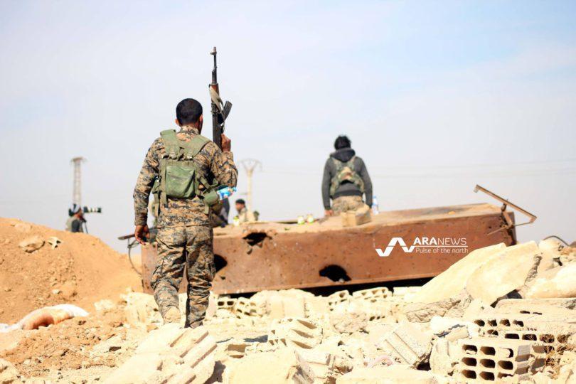 SDF Klaim Rebut Empat Distrik, Bunuh 312 ISIS di Raqqa