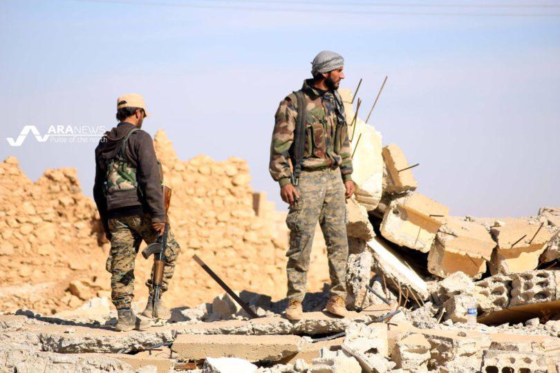 SDF Rebut Lingkungan Pertama di Kota Raqqa Benteng ISIS