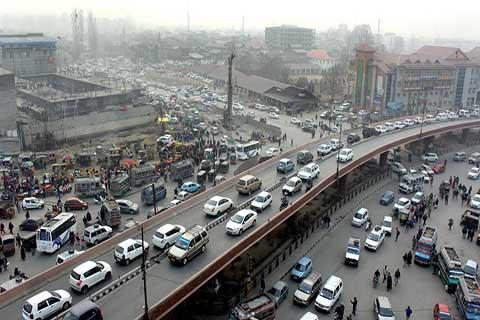 India Deklarasikan Kota Srinagar dan Jammu Jadi 'Kota Cerdas'