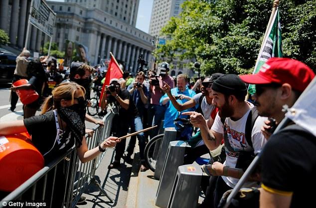 Pawai Anti Muslim di AS Sebarkan Kebencian