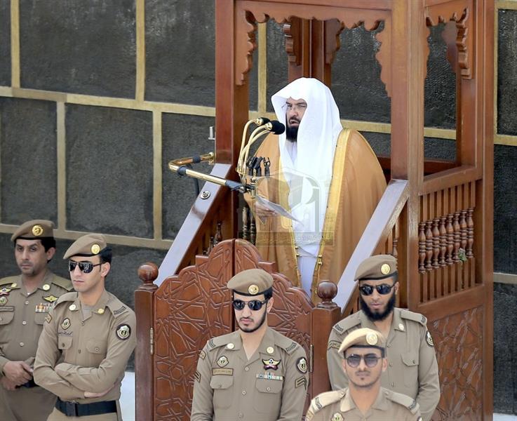 Imam Masjidil Haram As-Saudais Serukan Persatuan Umat Islam