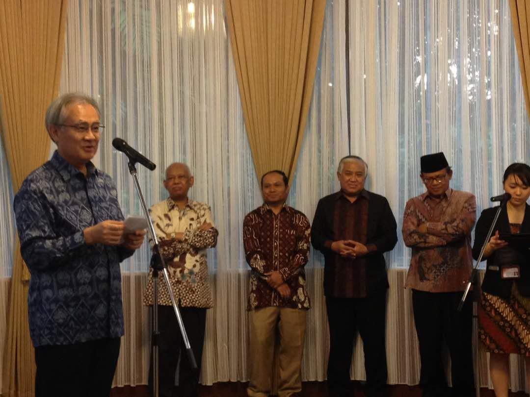 Dubes Jepang Adakan Buka Puasa Bersama dengan Tokoh Muslim Indonesia