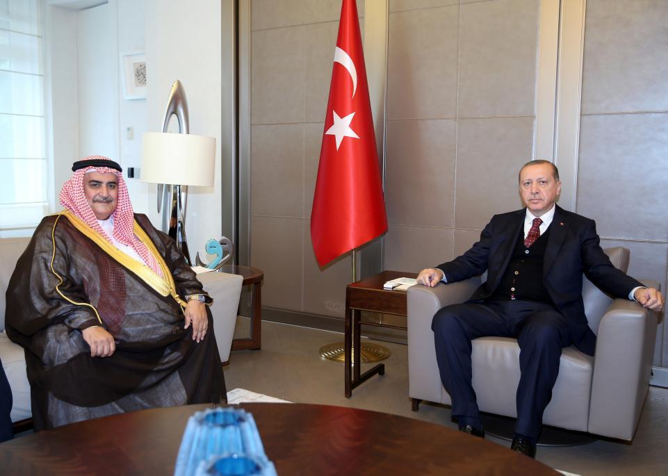 Erdogan Yakin Krisis Teluk Selesai Sebelum Akhir Ramadhan