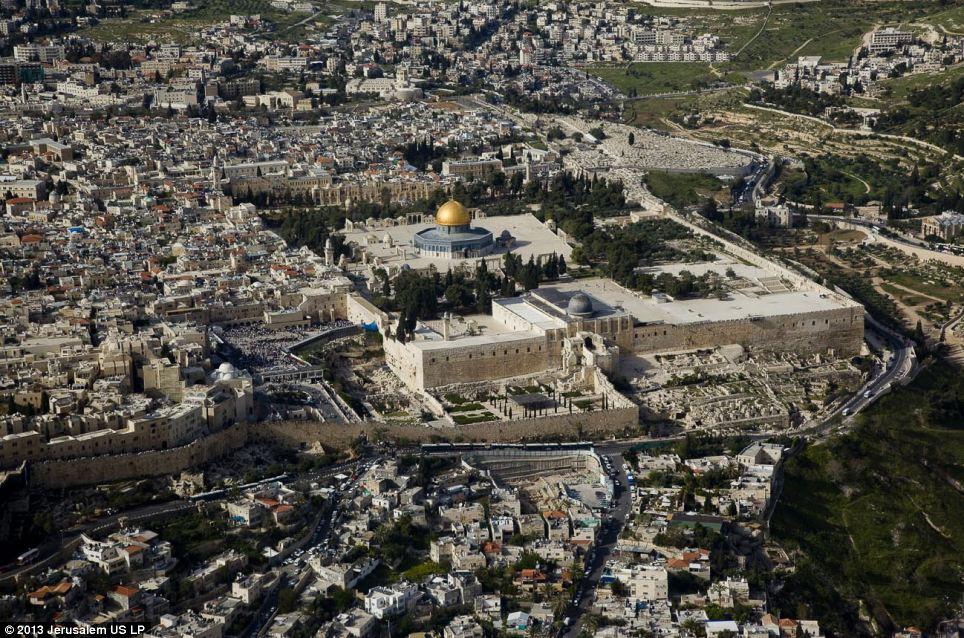 Lebanon Ingin Bangun Kedutaan di Yerusalem Timur