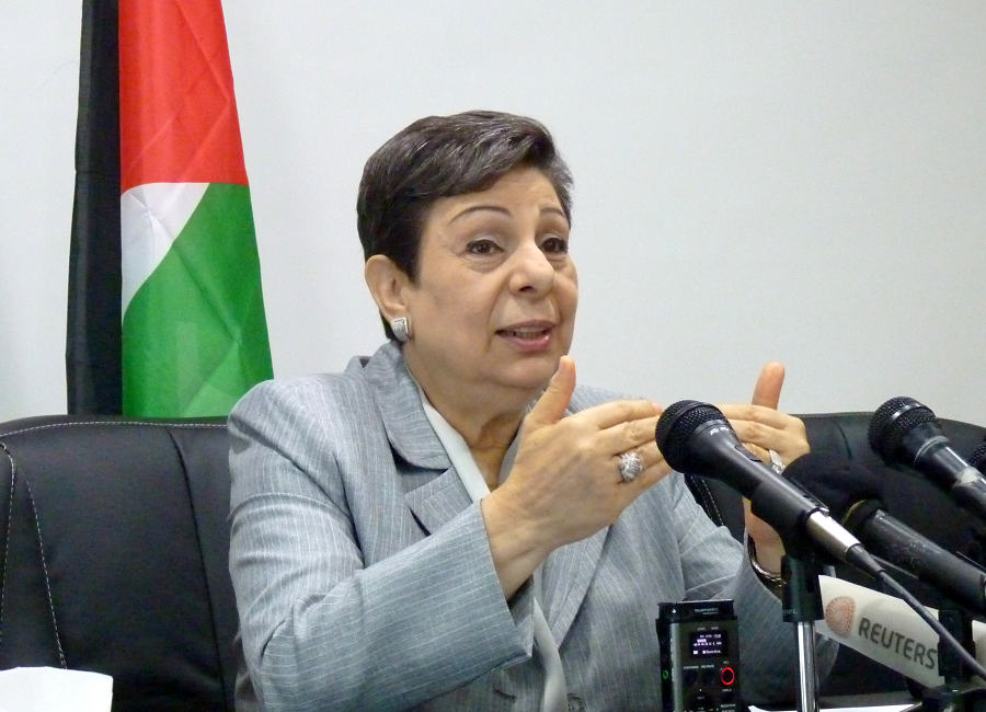 Ashrawi : Israel Hina Masyarakat Internasional dengan Perluasan Permukiman