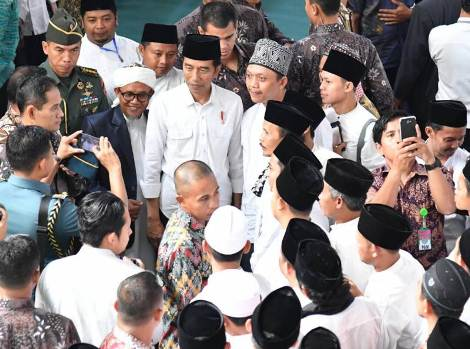 Presiden Jokowi Inginkan Indonesia Berperan dalam Penyelesaian Konflik Timteng
