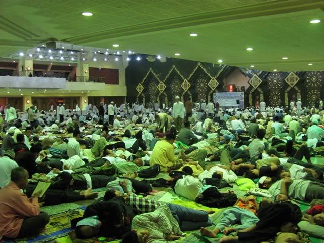 Sepuluh Hari Terakhir Ramadhan-nya Rasulullah SAW
