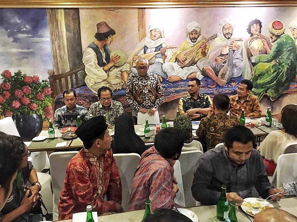 Indonesia Dituntut Tingkatkan Komitmen dalam Diplomasi Kemanusiaan