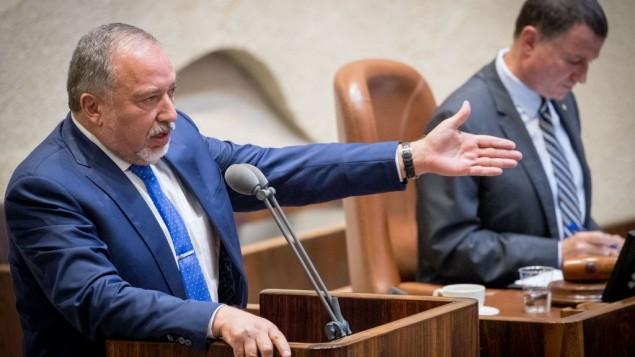 Menhan Liberman: Israel Ambil Kesempatan Krisis Qatar