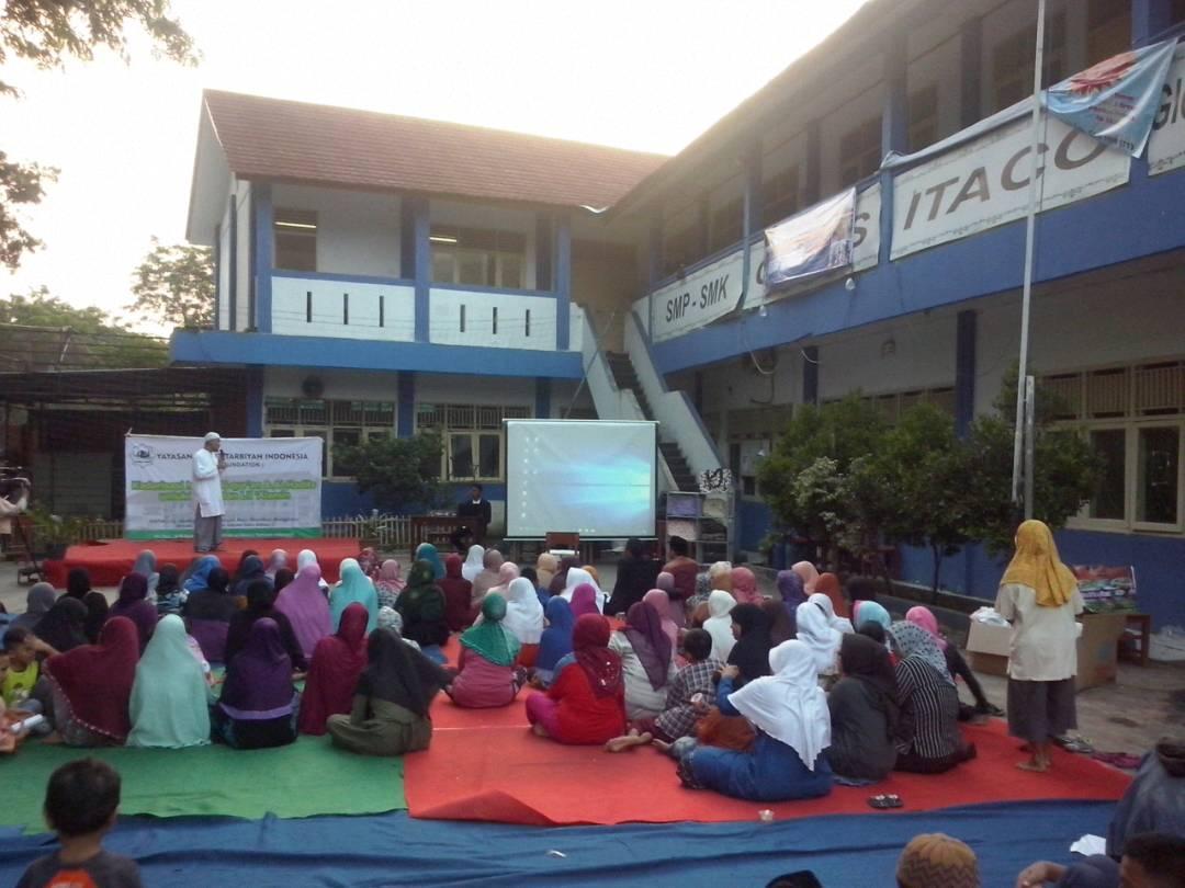 Yayasan DTI Luncurkan SMP Islam Terpadu Berbasis Tahfidz Al-Quran