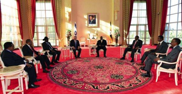 Liga Arab Bahas Upaya Pendekatan Israel ke Afrika