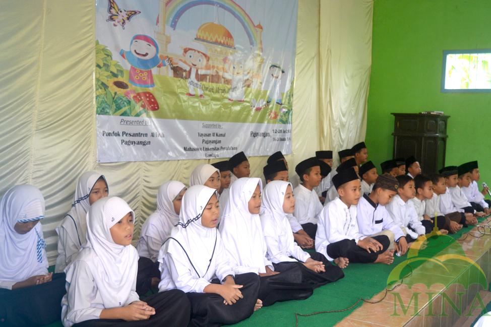 Ikut Ramadhan Ceria Sepekan, Anak Hafal Juz 30