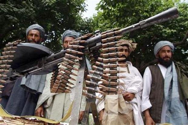 Taliban Bentrok dengan Warga di Kapisa, 11 Tewas