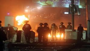 Bentrok dengan Tentara Israel, 29 Warga Pelestina Terluka