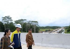 Pembangunan Tol Balikpapan – Samarinda Ditargetkan Selesai Desember 2018