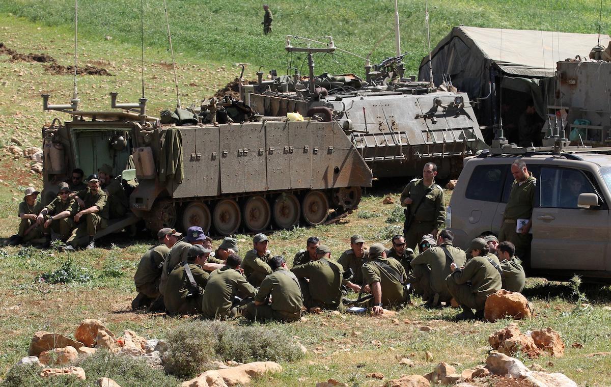 Militer Israel Siapkan Pasukan Untuk Perang Besar