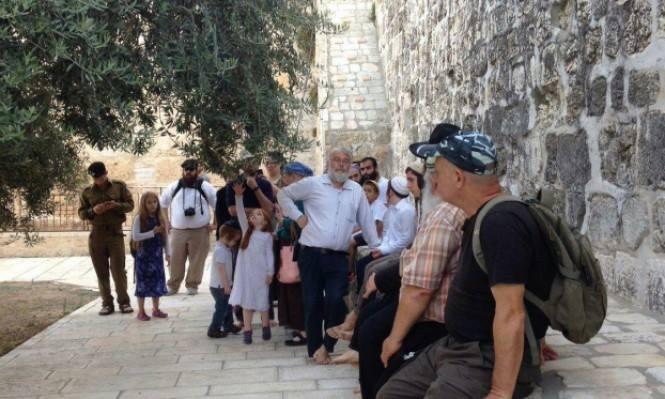 Puluhan Pemukim Israel Kembali Masuk ke Al-Aqsha