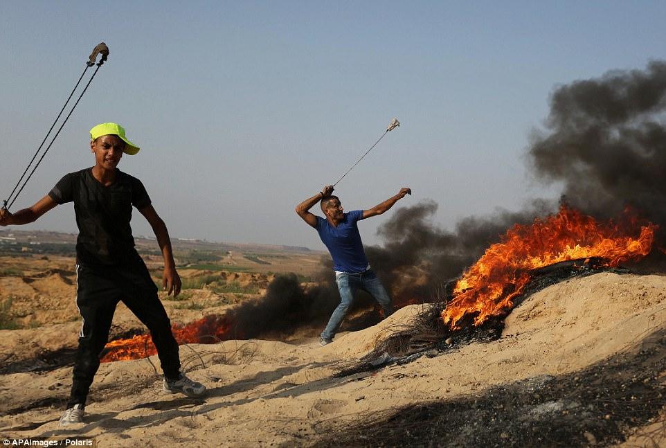 Tiga Warga Israel Tewas Ditikam Pemuda Tak Dikenal