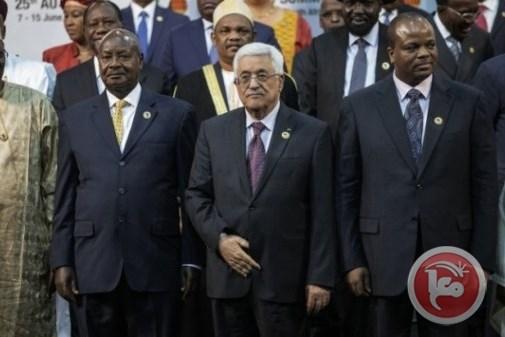 Abbas Minta Pemimpin Afrika Terus Dukung Palestina