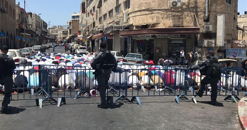Yordania Desak Israel Segera Buka Masjid Al-Aqsa