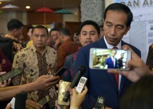 Soal Pembubaran HTI, Jokowi: Masukan dari Ulama dan Masyarakat