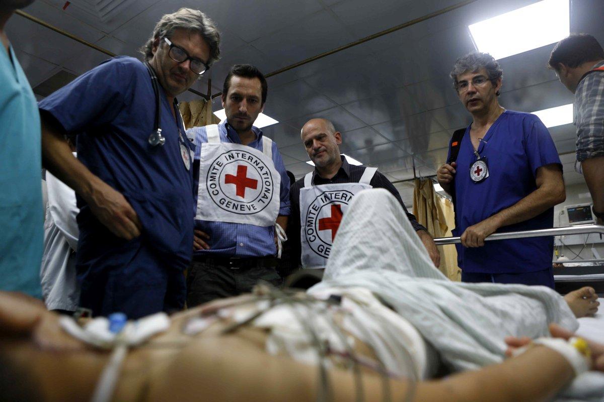 David Nott Latih Dokter Gaza untuk Hadapi Cedera Perang