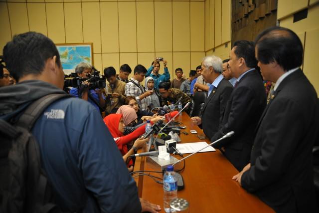 Wakil Ketua DPR : Perppu Akan Berlaku Jika Dapat Persetujuan DPR