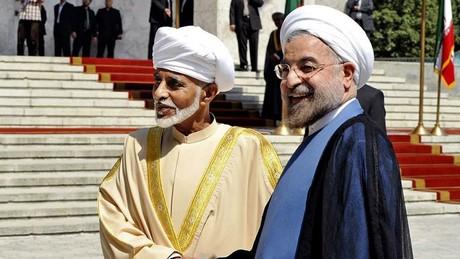 Iran-Oman Perkuat Hubungan di Tengah Krisis Teluk