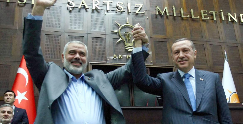 Kirimi Surat, Haniyah Minta Erdogan Pimpin Aksi Lindungi Al-Aqsha