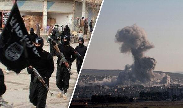 ISIS Kehilangan 95 Persen Wilayahnya