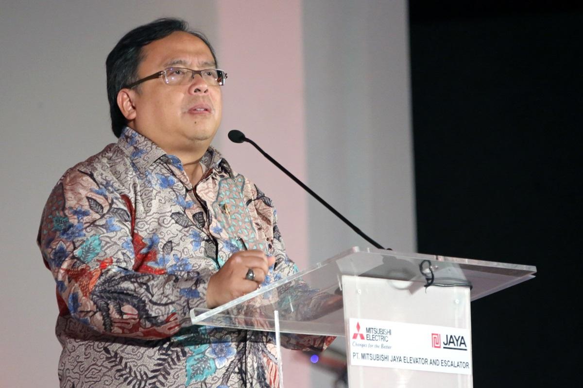 Kepala Bappenas Jelaskan Wacana Dana Haji untuk Infrastruktur