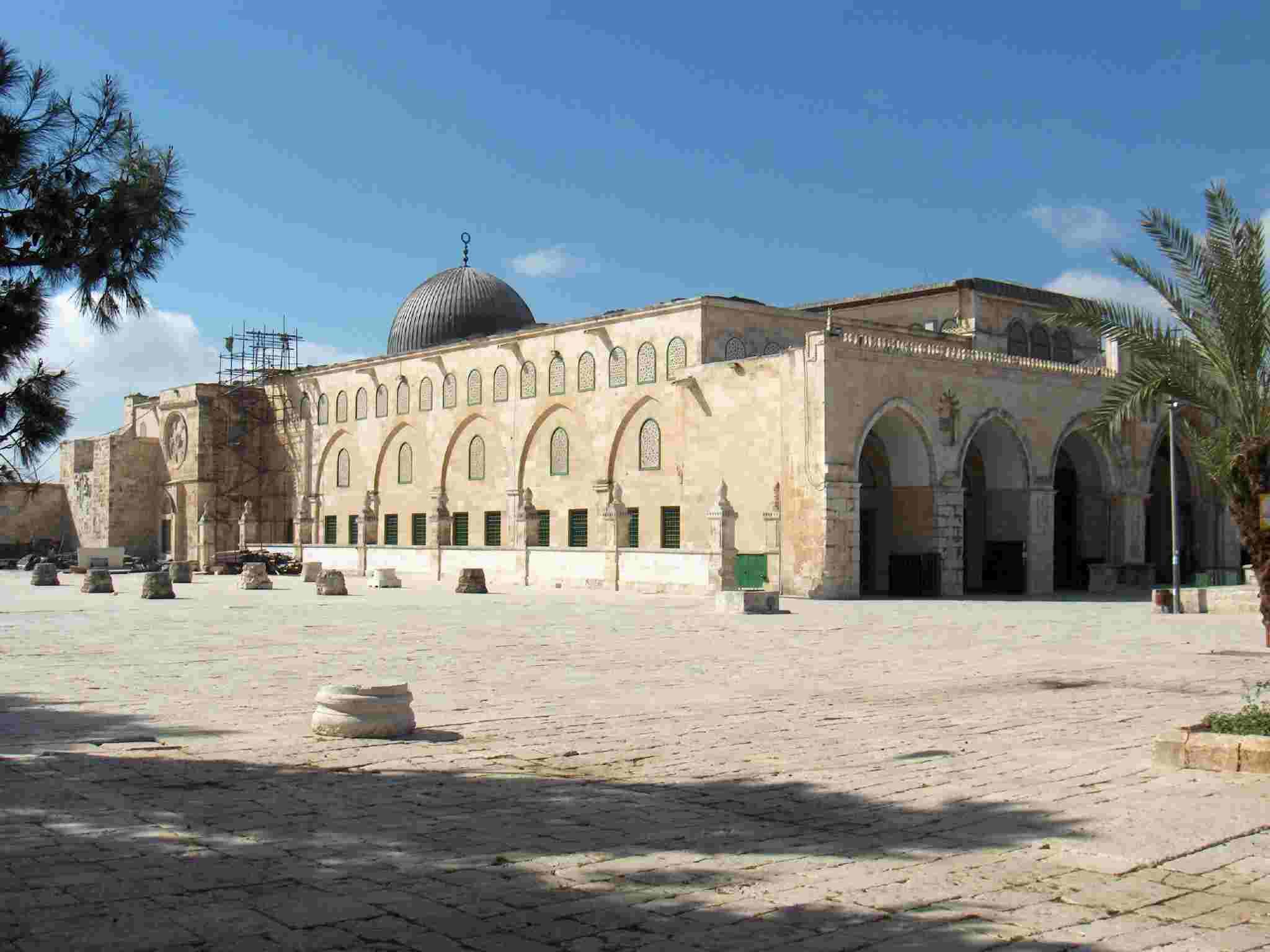 Al-Aqsha di Masa Kini