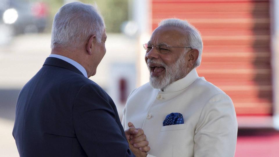 Media Pakistan Curigai Kunjungan PM India ke Israel