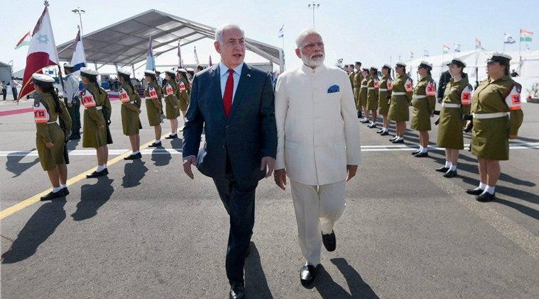 "Netanyahu Sebut Hubungan Israel-India ""Pernikahan di Surga"""