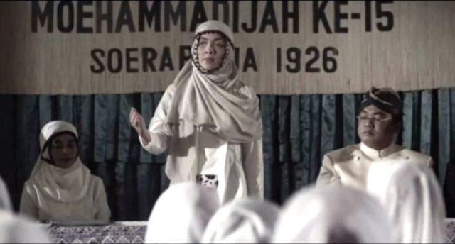 Pimpinan Pusat Muhammadiyah Sambut Baik Film Nyai Dahlan
