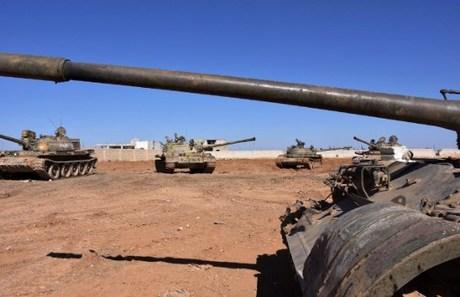 Pasukan Suriah Rebut Wilayah ISIS di Selatan Raqqa