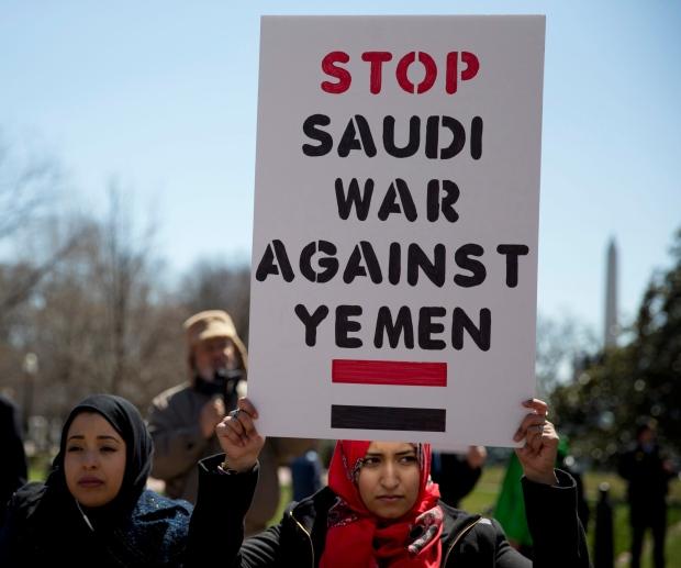 Perang Yaman Sejak Intervensi Pimpinan Arab Saudi
